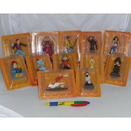 Rare COMIC FIGURE from italian serie FUMETTI 3D Collection Issues 1-30 HOBBY WORK