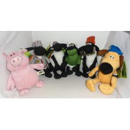 Original PLUSH 25cm SHAUN THE SHEEP Movie Version CHOOSE YOUR CHARACTER