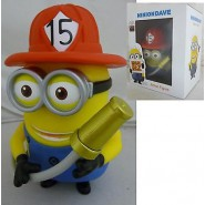 CATTIVISSIMO ME 2 Figura Action MINION DAVE in Box 14cm Minions Despicable NUOVA