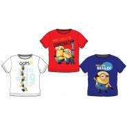Maglietta MINIONS T-SHIRT Originale MINION Film CATTIVISSIMO ME Despicable Me !!