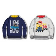 Felpa MINION Ufficiale MINIONS ORIGINALE Sweatshirt CATTIVISSIMO ME Despicable