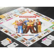 MONOPOLY Gioco Tavolo THE BIG BANG THEORY Version NUOVO Ufficiale