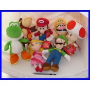 Plush SUPER MARIO 35cm YOU CHOOSE Original NINTENDO New