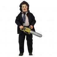 Figura Action TEXAS CHAINSAW MASSACRE 20cm Leatherface (Versione Pretty Woman Mask) Retro Doll NECA