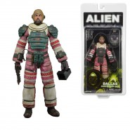 Figura Action DALLAS ARTHUR Compression Suit 18cm Neca ALIEN Serie 4 ORIGINALE Aliens