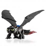DRAGONS Figura Deluxe SDENTATO Toothless ELETTRONICO Blast e Roar SPIN MASTER Dragon Trainer