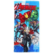 New BEACH Towel AVENGERS 70x140cm Original MARVEL Assemble