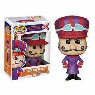 Collectible Figure of DICK DASTARDLY- Wacky Races Funko POP