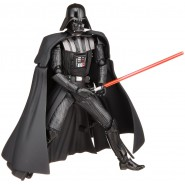 STAR WARS Figura Action DARTH VADER Kaiyodo REVOLTECH Originale DISNEY