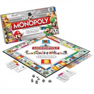 MONOPOLY Board Game NINTENDO Version COLLECTORS EDITION Official HASBRO