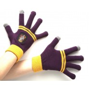 HARRY Potter GRYFFINDOR GLOVES Special for TOUCH SCREEN Official Original
