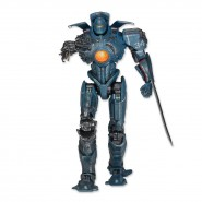PACIFIC RIM Action Figure JAEGER GIPSY DANGER Reactor Blast 20cm Serie 6 NECA USA