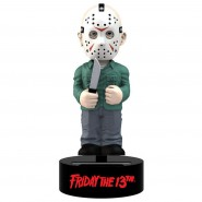 VENERDI 13 Figura JASON VOORHEES 16cm BODY KNOCKER Bobble NECA Energia Solare