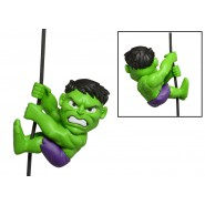 MINI Figura HULK Bruce Banner NECA SCALERS 5cm Originale WAVE 4 Marvel