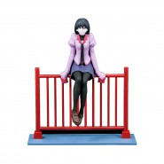 Figura Statua OUGI OSHINO 17cm MONOGATARI SERIES Second Season TAITO