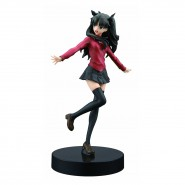 Figura Statua RIN TOHSAKA 18cm FATE STAY NIGHT Blade Works BANPRESTO