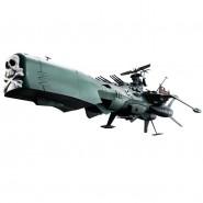 Capitan Harlock MODELLO Die Cast ARCADIA VERDE Battleship BANDAI Soul Of Chogokin GX-67