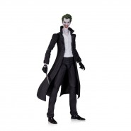 Figura Action JOKER The New 52 SUPER VILLAINS 17cm Originale DC COLLECTIBLES