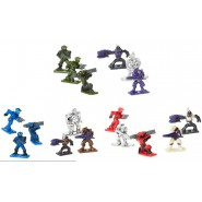HALO Set MINI Figures METAL SERIE 3cm MEGA BLOKS Official you choose