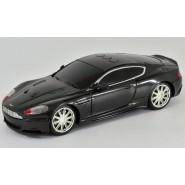 007 QUANTUM OF SOLACE Modellino ASTON MARTIN DBS 15cm Motorizzata SUONI LUCI Nuova