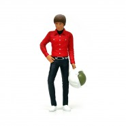BIG BANG THEORY Figura HOWARD WOLOWITZ 16cm Originale SD TOYS Figure