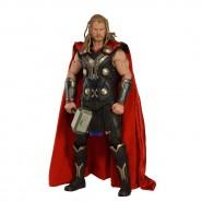 Figura Action THOR The Dark World 46cm Scala 1:4 NECA Marvel AVENGERS