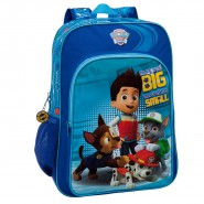 PAW PATROL Zainetto ZAINO Grande BIG SMALL 40x30cm ORIGINALE Ufficiale