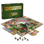MONOPOLY Board Game LEGENDS OF ZELDA Version COLLECTORS EDITION Official HASBRO