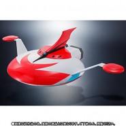 Modellino SPAZER Disco Volante GOLDRAKE UFO ROBOT Super Robot Chogokin BANDAI SRC