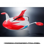 Modello SPAZER Super Robot Chogokin UFO ROBOT GOLDRAKE LIMITED EDITION BANDAI