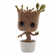 BABY DANCING GROOT Figure POP! 65 Original FUNKO Guardians of the Galaxy