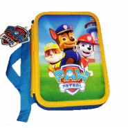 PAW PATROL Pencilcase 2 POCKETS 31 Pieces ORIGINAL Official Cyp