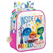 INSIDE OUT Zaino Zainetto 30x22cm ORIGINALE SAFTA Disney Pixar