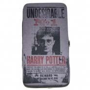 Harry Potter Undesirable No. 1  Portafoglio a Busta 17x10cm