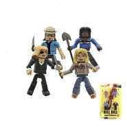 KILL BILL Set Figure DEADLY ASSASSINS MINIMATES Diamond