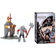 ASSASSIN'S CREED Collector Set Heavy BORGIA Soldier MEGA BLOKS
