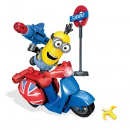 MINIONS Scooter Escape Playset Kevin MINION MEGA BLOKS
