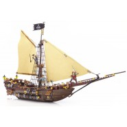 ASSASSIN'S CREED Kit Set CANNONIERA Nave Pirata MEGA BLOKS