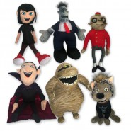 ORIGINAL 30cm Plush From Movie HOTEL TRANSYLVANIA 2 Transilvania DRACULA  MAVIS etc.