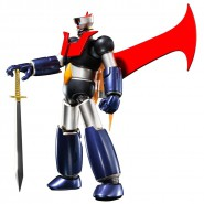 MODELLO Figura MAZINGA Z Kurogane Finish BANDAI Super Robot Chogokin SRC NEW