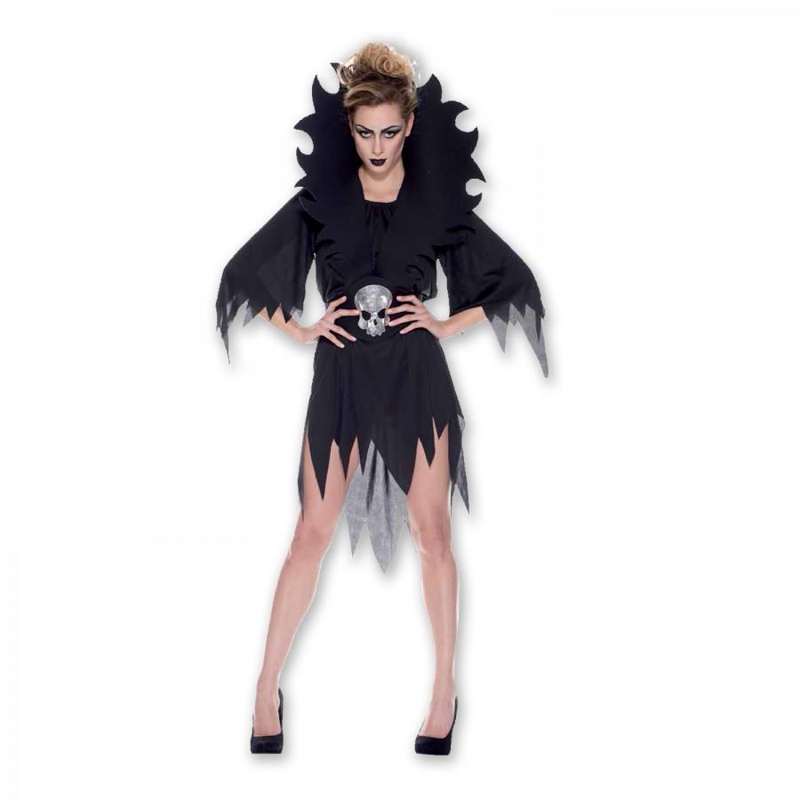 Costumi Halloween Adulti.Costume Halloween Dama Horror Adulto Donna Taglia Unica Rubie S Rubies Sexy Carnevale