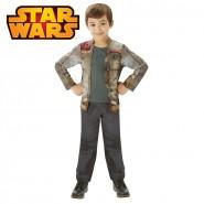 COSTUME Carnevale FINN Bambino DELUXE Star Wars RUBIE'S NEW