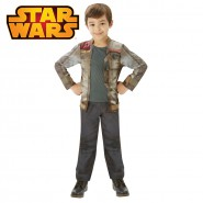 COSTUME Carnevale FINN Child DELUXE Star Wars RUBIE'S