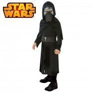 COSTUME Carnevale KYLO REN CLASSICO Star Wars RUBIE'S NEW