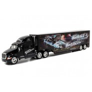 FAST and FURIOUS 7 Modello 1:64 Camion HAULER PETERBILT 387 Originale JADA