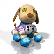 ZOOMER ZUPPIES Puppy KICKS Dog INTERACTIVE Original SPIN MASTER