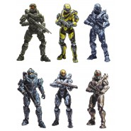 Action Figure HALO 5 Guardians 14cm with Weapons SERIE 1 Original MCFARLANE