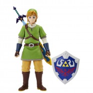 LEGEND OF ZELDA Figura Action LINK 50cm World Of NINTENDO Ufficiale JAKKS PACIFIC