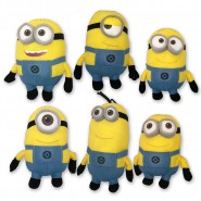 MINIONS Plush Minion 20cm ORIGINAL Despicable Me