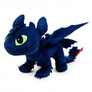 DRAGONS Plush GIGANTIC 60cm TOOTHLESS Dragon Trainer ENORMOUS
